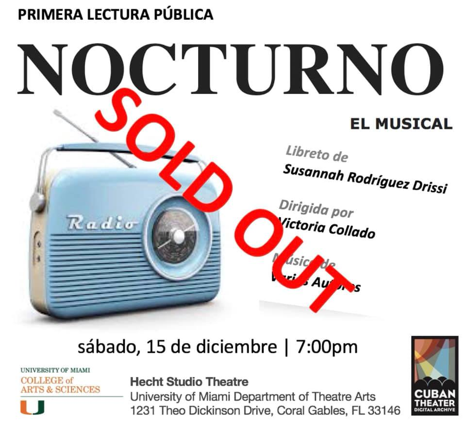soldout nocturno